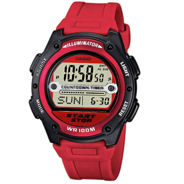 Casio Collection W-756-4AVES